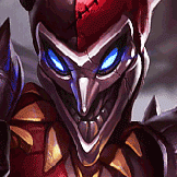 Chase played as Shaco
