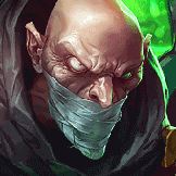 Singed countering Lissandra