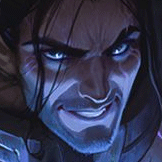 Llehangolde played as Sylas
