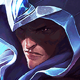 Talon countering Garen