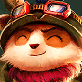 Counter Stats for Teemo