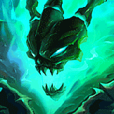 Grapper played as Thresh