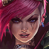 Vi countering Evelynn