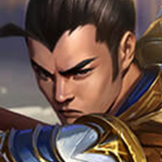 Daikong played as Xin Zhao