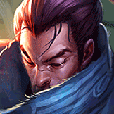 dawn up up played as Yasuo