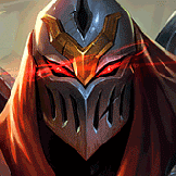 kD Smurf played as Zed