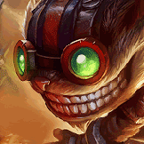 Wanzeer played as Ziggs