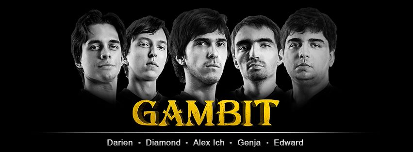 Former Moscow 5 now Gambit Gaming