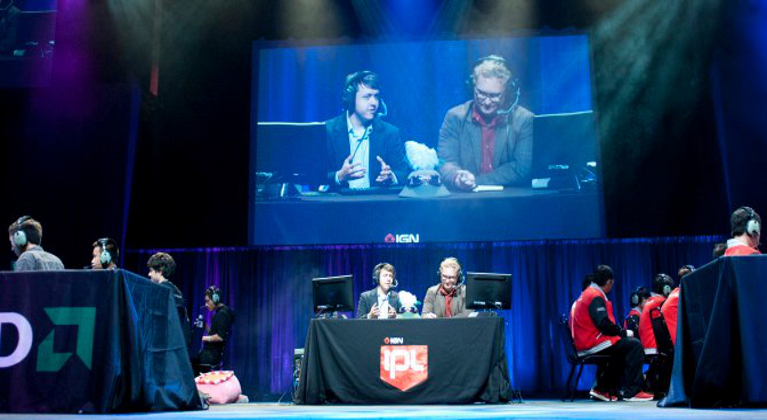 James 'Red Baron' Reilmann talks about IPL5