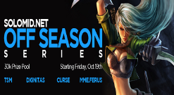 Solomid.net Announces Offseason Tournament Series