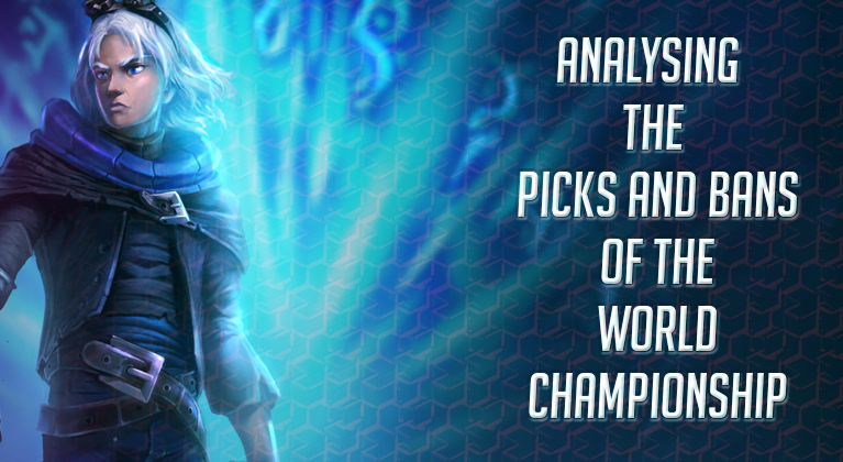 Analysing the picks and bans of the Season 2 World Championship