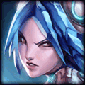 Irelia way to Challenger's avatar