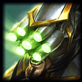 League of Legends Build Guide Author Laserman