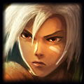 League of Legends Build Guide Author Wolf Ramus