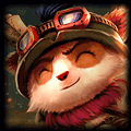 League of Legends Build Guide Author TheNewTeemo