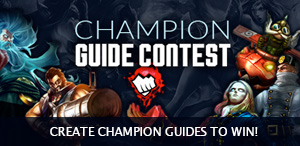 Champion Guide Contest