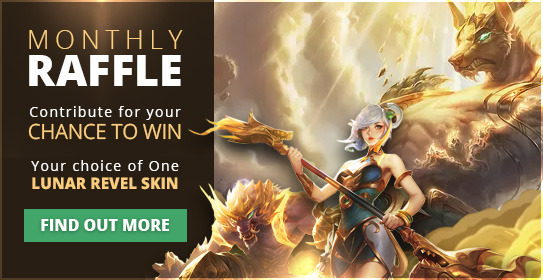 League of legends free skin codes giveaway sweepstakes