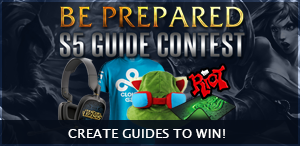 Write guides to win cool prizes!