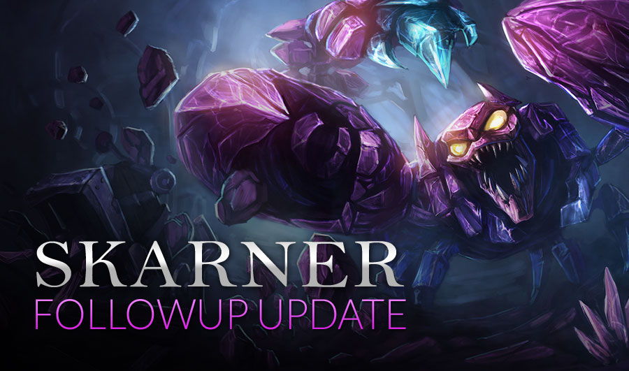 Skarner Quotes: [FOLLOWUP] Skarner Juggernaut Update :: League Of Legends