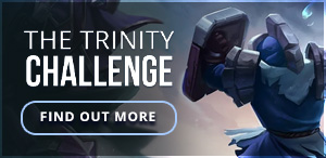 Weekly Challenge - The Trinity!