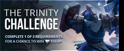 /league-of-legends/forum/news/mobafire-weekly-challenge-16-the-trinity-44130