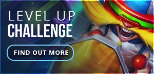 Weekly Challenge - Level Up!
