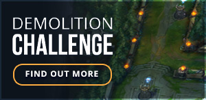 Weekly Challenge - Demolition!