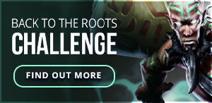 Weekly Challenge - Back To The Roots!