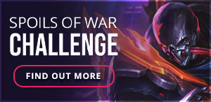 MOBAFire Weekly Challenge #35 - Spoils of War!