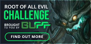 Weekly Challenge #55 - Root of all evil!