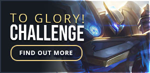 Weekly Challenge #60 - To Glory!