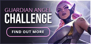 Weekly Challenge #61 - Guardian Angel!