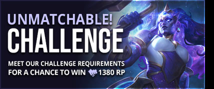 /league-of-legends/forum/news/mobafire-weekly-challenge-68-unmatchable-44980
