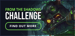 Weekly Challenge #69 - From The Shadows!