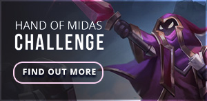 MOBAFire Weekly Challenge #7 - Hand of Midas!