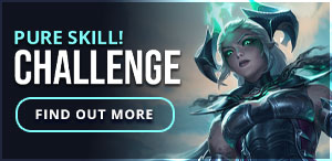 Weekly Challenge - Pure Skill!