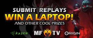 Submit LoL Replays - Win Cool Prizes!