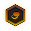 League of Legends Rune Seal of Gold