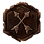 League of Legends Rune Lesser Mark of Critical Damage