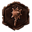 League of Legends Rune Lesser Mark of Scaling Health