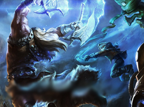 Create League of Legends builds
