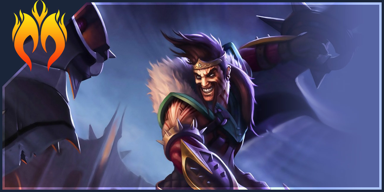 Draven Build Guide : Welcome to the League of Draven - In