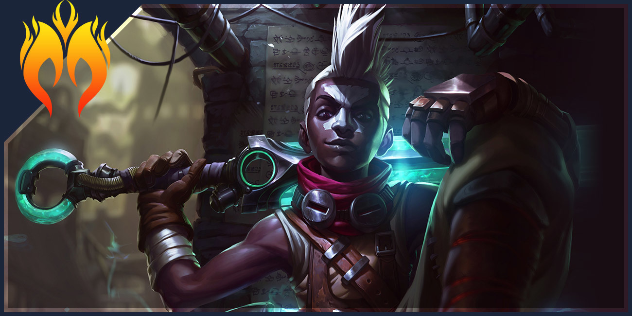 Ekko Build Guide : Ekko is actually good and under the radar busted