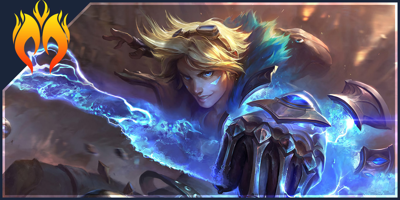 Ezreal Build Guide : Yeager's Master Ezreal Guide :: League