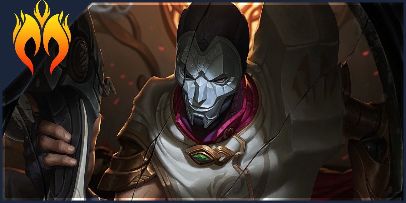 """Jhin Build Guide : [Patch 9 17] """""""