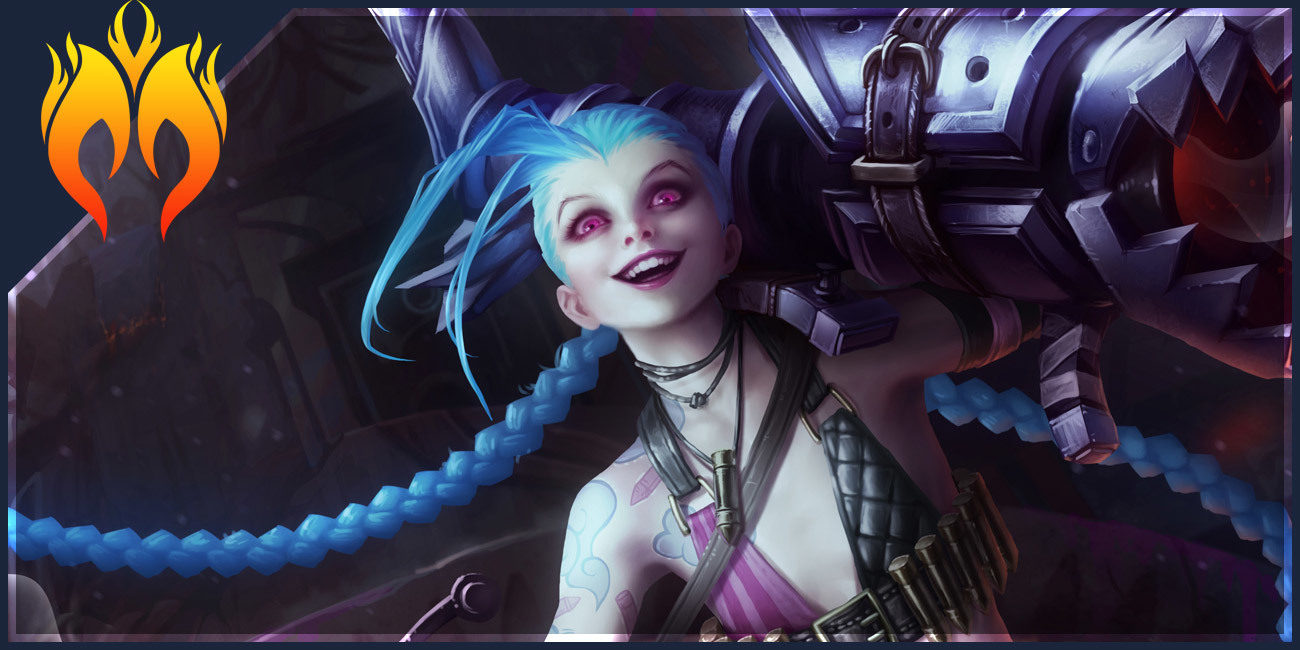 jinx come on! shoot faster