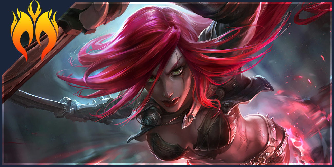 online retailer 3cbdc 62257 Katarina Build Guide   Comprehensive Katarina Guide   Why  Because I can! 9.10      League of Legends Strategy Builds