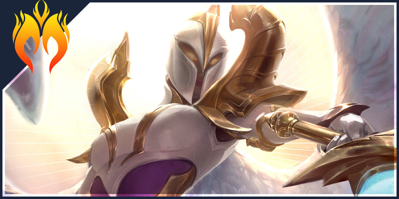 Kayle Build Guide : Support Kayle: Healing God (S8