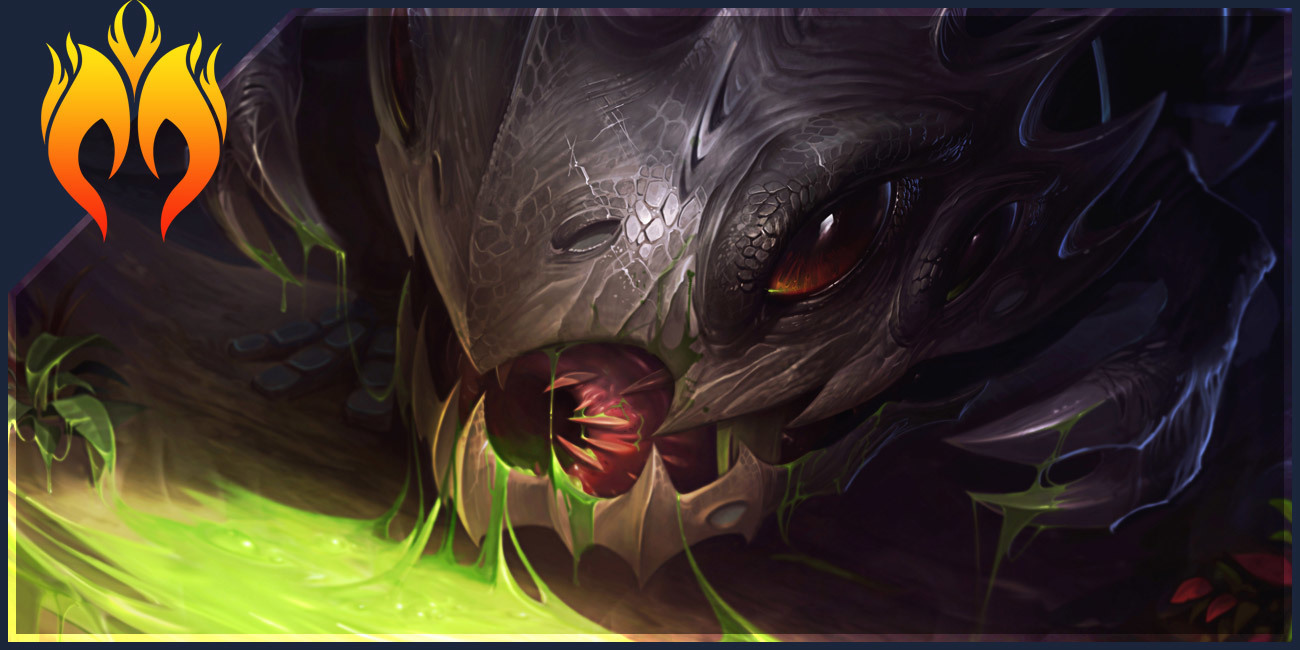 Kog'Maw Build Guide : [S9 11] Kogmaw for the win! :: League of