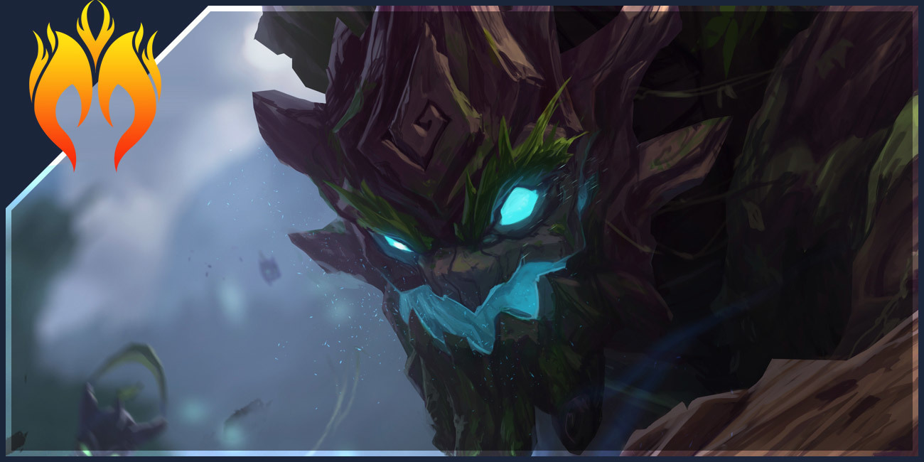 Maokai Build Guide : Don't Mess With The Tree! Maokai Jungle &